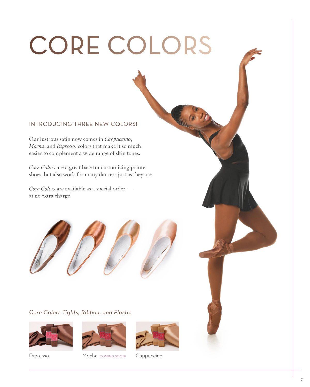 dernières tendances nouveaux prix plus bas magasin discount Gaynor Minden Pointe Shoes – FleshTone.net